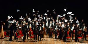 """Da Pescara, vola la musica del """"Colibrì Ensemble""""."""