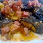 Settimana della cucina italiana nel mondo: ravioli di pesce al nero di seppia