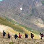 Visitare il Molise in trekking: 4 giorni di natura e borghi da scoprire