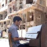 La musica come strumento di speranza: Ahmad e il suo viaggio dalla Siria all'Europa