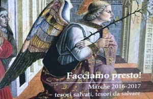 I tesori marchigiani salvati dal sisma in mostra agli Uffizi di Firenze